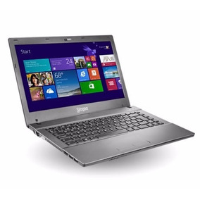 Laptop Sirgon Nb3300 Intel Core I3 / 6gb Ram / 500gb Hdd