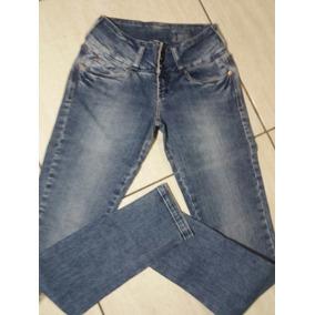 Calca Jeans Feminina Patoge N.38 Original