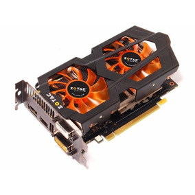 Placa De Vídeo Vga Zotac Geforce Gtx660 2gb Ddr5 192-bit Pci