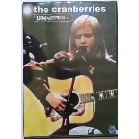 Dvd The Cranberries Unplugged Mtv