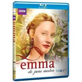 Emma De Jane Austen Bluray Duplo Lacrado Original Bbc