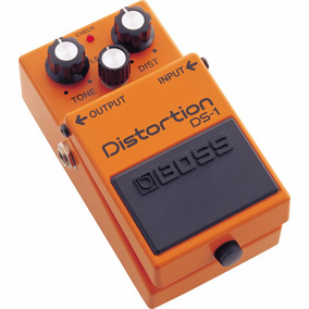 Boss Ds-1 Distorsion Pedal Roland Efecto Clasico