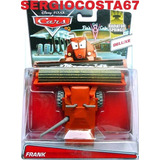 Disney Cars Frank The Combine Colheitadeira Trator + 300 Mod
