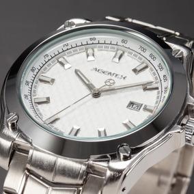 Reloj Caballero Agentx Shark Piel Acero Casio Fossil Armani