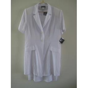 Conjunto De Vestido Y Chaqueta Para Enfermeras Talla L