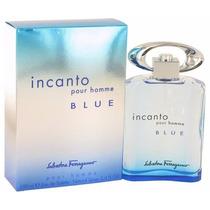 Perfume Salvatore Ferragamo Incanto Pour Homme Blue 100ml