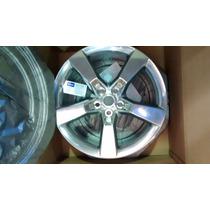 Roda Nova Dianteira 20 Original Gm Chevrolet Camaro Cromada