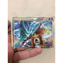 Card Suicune & Entei Legend - Pokémon Tcg Hs Unleashed