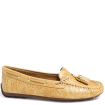 Sapato Zariff Shoes Mocassim Franja Feminino 14742 | Zariff
