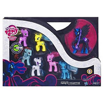 Juguete Nightmare Moon My Little Pony Amistad Es Magia