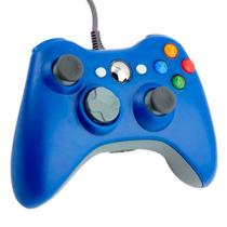 Control Xbox 360 Alambrico Genérico Nuevo Garantía Gm-360 Az