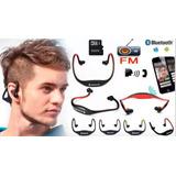 Audifonos Bluetooth Handsfree Radio Fm Contesta Llamadas