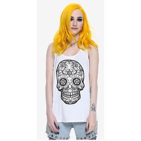Blusa Para Mujer Shining Skull