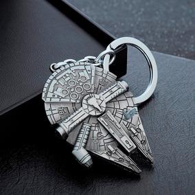 Chaveiro Star Wars Millennium Falcon Frete R$ 8,00