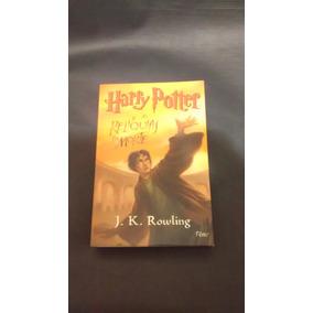 Harry Potter E As Relíquias Da Morte - Novo