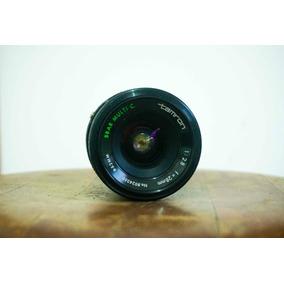 Lente Tamron 28mm 2.8 Md + Adaptador Para Canon Eos