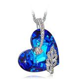 Ladycolour \legolas Corazón\ Cristales De Swarovski Del Cor