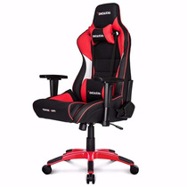 Silla Gamer Pc Akracing Prox Reclinable Ergonómica Pro Red