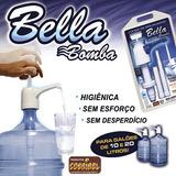 Bomba Para Galão De Água Sortida - Bella Bomba