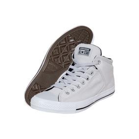 zapatillas converse blancas sin caña