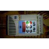 Inversor De Frequencia Weg Cfw08 0,5cv 220v Semi- Novo !!