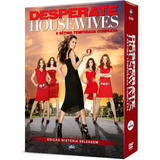 Box Desperate Housewives 7ª Temporada. Novo, Lacrado 6 Dvds