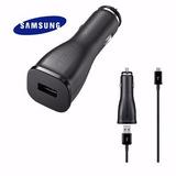 Carregador Veicular Turbo Samsung Galaxy Original + Brinde
