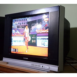 Televisor 21 Telefunken Bgh - Excelente Estado