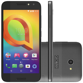 Smartphone Alcatel A3 Dual Chip 5046j Preto Quad Core