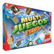 Juego De Mesa Multijuegos Clásicos 35 Fotorama