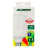 Lampada Led Alta Potencia 30w E27 Luz Branca Alumbra