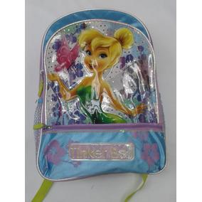Bolso Morral Tinker Bell Campanita Disney Hadas