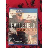 Battlefield Hardline Ps4 Nuevo Y Sellado