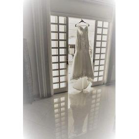 Vestido De Noiva Sereia De Pérolas