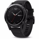 Reloj Garmin Fenix® 5 Sapphire Premium (47 Mm) Con Gps