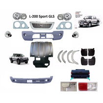 Kit Transformação L-200 Sport Outdoor 04/12.