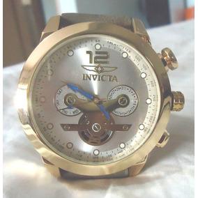 ccddc930487 Relogio Invicta Serie Ouro Luxo - Relógios De Pulso no Mercado Livre ...
