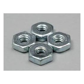 Tuercas De Metal Hexagonales. Medida 8-32 (4) / Dubro.!