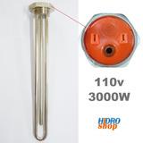 Resistencia 3.000 Thermowatt 110v P/ Aquecedores Acumulação