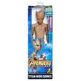 Marvel Avengers Infinity War Titan Hero Series Groot Hasbro