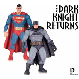 Dc Collectibles Batman The Dark Knight Returns 30th Ann Set