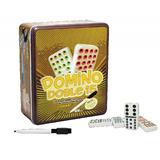 Domino Doble 15 Juego De Mesa Domino 136 Pzas Pasta