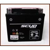 Bateria Scud Cg 150 Job 2004 2005 2006 2007 Scud 10040020