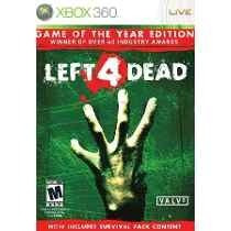 Jogo Para Xbox 360 Left 4 Dead Lacrado Não Incluso Survival