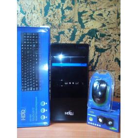 Computador Cpu Intel Corei3 500gb Dd, 4gb Ram + Accesorios