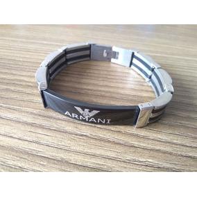 7e1baf725c9 Pulseira Bracelete Armani - Joias e Relógios no Mercado Livre Brasil