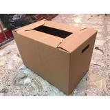 Caja De Cartón Para Furta O Verdura Con Capacidad De 30kg