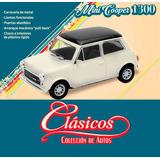 Colección De Autos Clásicos Milenio Mini Cooper 1300 Num 7