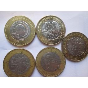 Monedas 20 Pesos Lote 4