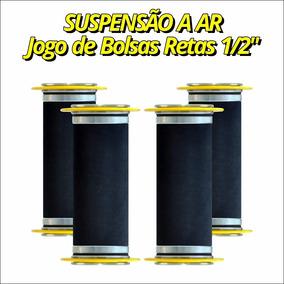 Jogo De Bolsa Reta 12mm - Fiat Uno Antigo 2006